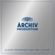 Archiv Produktion Classic Recordings 1956-1982 - Plak