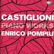 Enrico Pompili: Castiglioni: Piano Works - CD