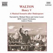Walton: Henry V - CD