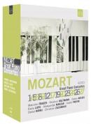 Çeşitli Sanatçılar: Mozart: Great Piano Concertos - DVD