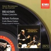 Itzhak Perlman, Chicago Symphony Orchestra, Carlo Maria Giulini: Brahms: Violin Concerto - CD