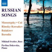 Mikhail Svetlov: Russian Songs - CD