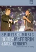 Marie Boine, Nigel Kennedy##Bobby McFerrin, Leipzig Gewandhaus Orchestra: Spirits of Music - DVD