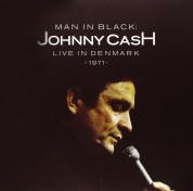 Johnny Cash: Man in Black - Live in Denmark 1971 - Plak