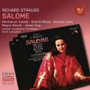 Montserrat Caballé, Sherrill Milnes, London Symphony Orchestra, Erich Leinsdorf, Richard Lewis: Strauss: Salome - CD