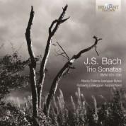 Mario Folena, Roberto Loreggian: J.S. Bach: Trio Sonatas, BWV 525-530 - CD