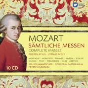 Mozart: Complete Masses - CD