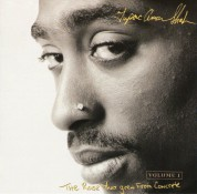 2pac: The Rose That Grew From Concrete Volume 1 - CD