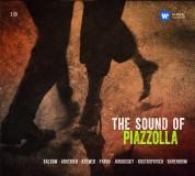 Çeşitli Sanatçılar: The Sound of Piazzolla - CD