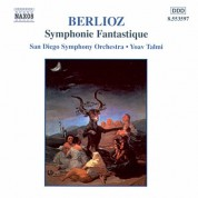 Berlioz: Symphonie Fantastique, Op. 14 - CD