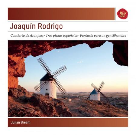 Julian Bream: Rodrigo: Concierto De Aranjuez; Tres Piezas Espanolas - CD