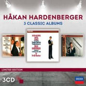 Academy of St. Martin in the Fields, BBC Philharmonic Orchestra, Elgar Howarth, Sir Neville Marriner, Simon Preston: Håkan Hardenberger - 3 Classic Albums - CD