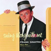 Frank Sinatra Swing Along With Me - CD