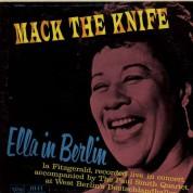 Ella Fitzgerald: Mack the Knife: Ella in Berlin - Plak