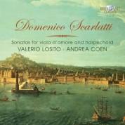 Valerio Losito, Andrea Coen: D. Scarlatti: Viola d'amore Sonatas - CD