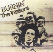 Bob Marley & The Wailers: Burnin' - Plak