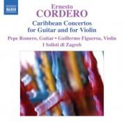 Guillermo Figueroa, Pepe Romero: Cordero: Caribbean Concertos - CD