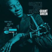 Grant Green: Grant's First Stand - Plak