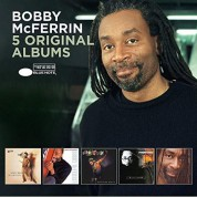 Bobby McFerrin: 5 Original Albums - CD