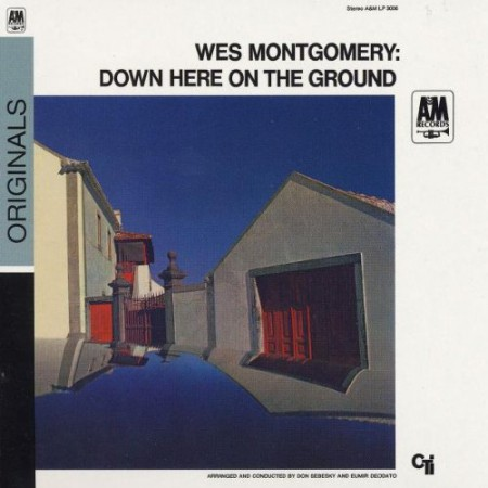 Wes Montgomery: Down Here On The Ground - CD