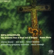 Göteborgs Symfoniker, Mario Venzago, Sofia Gubaidulina: Sofia  Gubaidulina - The Deceitful Face of Hope and Despair - SACD