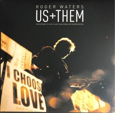 Roger Waters: Us + Them - Plak