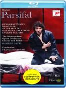 Jonas Kaufmann, Daniele Gatti: Wagner: Parsifal - BluRay