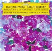 Berliner Philharmoniker, Herbert von Karajan: Tchaikovsky: Ballettsuiten - CD