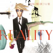 David Bowie: Reality - Plak