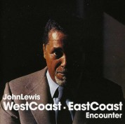 John Lewis: Westcoast - Eastcoast Encounter - CD