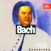 Jan Adamus, Josef Suk, Ladislav Jasek: Bach: Concertos for Violin and Orchestra - CD