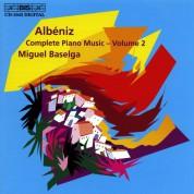 Miguel Baselga: Albéniz: Complete Piano Music, Vol. 2 - CD