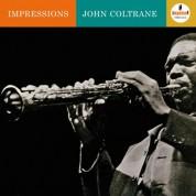John Coltrane: Impressions - Plak