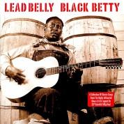Lead Belly: Black Betty - Plak