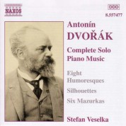 Dvorak: Humoresques, Op. 101 / Silhouettes, Op. 8 - CD