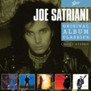 Joe Satriani: Original Album Classics - CD