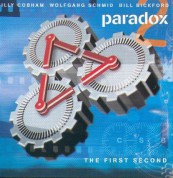 Paradox: The First Second - CD