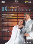 Francesca Franci, Juan Pons, Fiorenza Cedolins, Mina Blum, Orchestra dell'Arena di Verona, Daniel Oren: Puccini: Madama Butterfly - DVD
