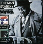 Coleman Hawkins: The 1959-60 Studio Quartets - CD