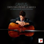 Christian-Pierre La Marca: Cantus - CD