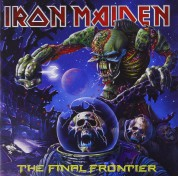 Iron Maiden: The Final Frontier - CD