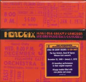 Jimi Hendrix: Songs For Groovy Children (The Fillmore East Concerts) - CD