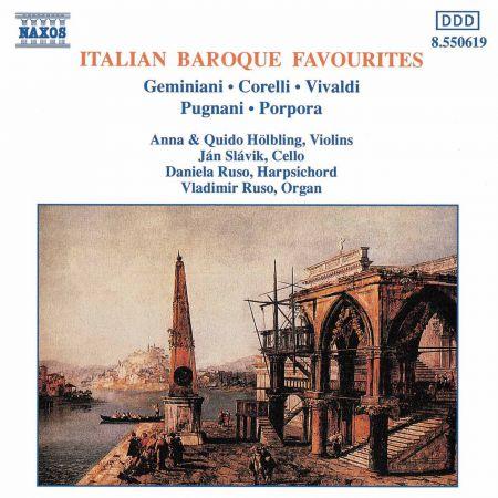 Italian Baroque Favourites - CD