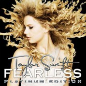 Taylor Swift: Fearless (Platinum-Edition) - Plak