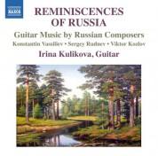 Irina Kulikova: Reminiscences of Russia - CD