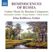 Irina Kulikova: Reminiscences of Russia - CD