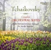 Radio-Sinfonieorchester Stuttgart, Sir Neville Marriner: Tchaikovsky: Complete Orchestral Suites - CD