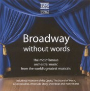 Çeşitli Sanatçılar: Broadway Without Words - CD