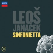 François Huybrechts, London Philharmonic Orchestra, Sir Charles Mackerras, Wiener Philharmoniker: Janáček: Sinfonietta - CD