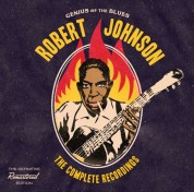 Robert Johnson: Genius of the Blues: The Complete Recordings - CD
